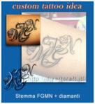 Stemma di famiglia FGMN