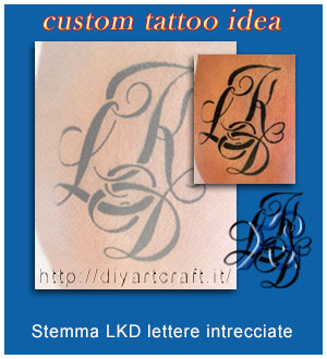 Stemma LKD tattoo custom idea