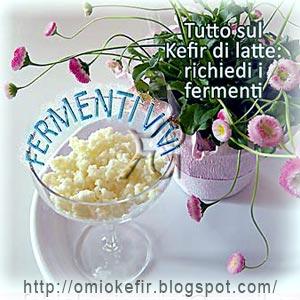 Fermenti vivi per produrre in casa il Kefir di latte