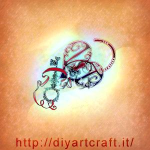 Il simbolo grafico della chiave con il lucchetto mimetizza le lettere VT stilizzate in modo misterioso per coppie clandestine.