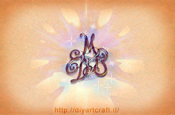 Logo tattoo stile maschile trittico DMB