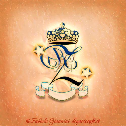 Una corona stilizzata e un classico cartiglio circondano la singola maiuscola Z per un logo a colori.