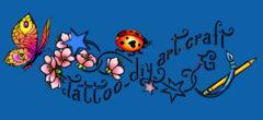 tattoo diyartcraft